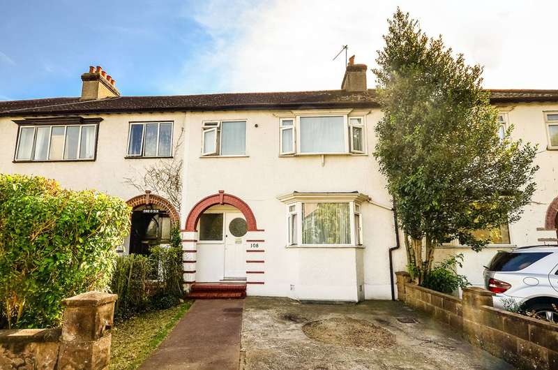 3 Bedrooms House for sale in Strathbrook Road, Streatham Common, SW16