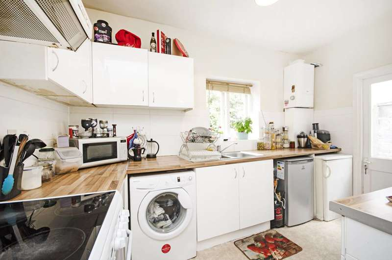 2 Bedrooms Flat for sale in Furness Road, Harlesden, NW10