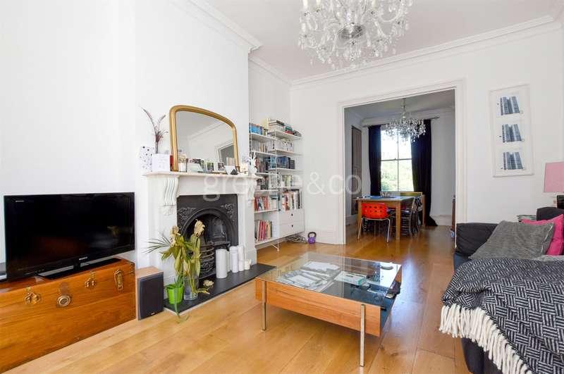 2 Bedrooms Maisonette Flat for sale in Green Lanes, London, N16