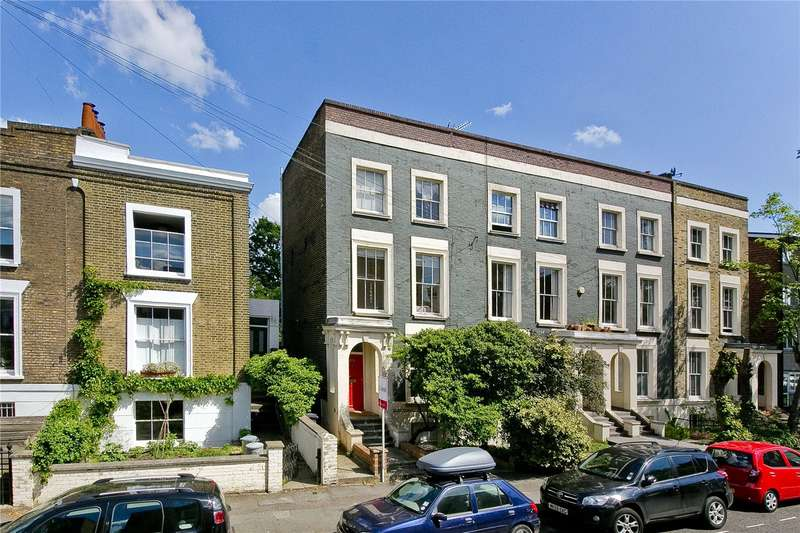 2 Bedrooms Flat for sale in Albion Drive, Dalston, E8