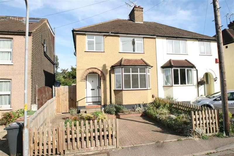3 Bedrooms Semi Detached House for sale in School Lane, Bushey
