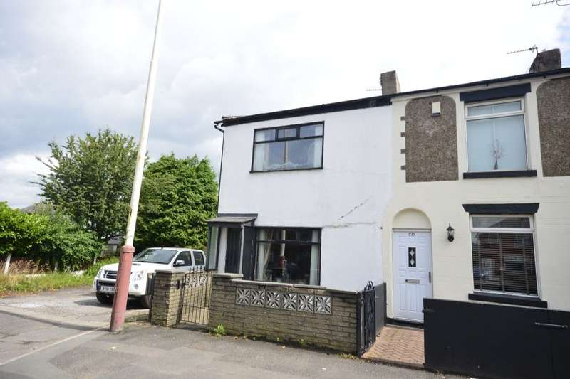 2 Bedrooms Property for sale in Manchester Road, Kearsley, Bolton, BL4