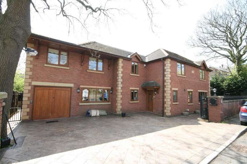 4 Bedrooms Detached House for sale in Gill Lane, Walmer Bridge, Preston, PR4 5QN
