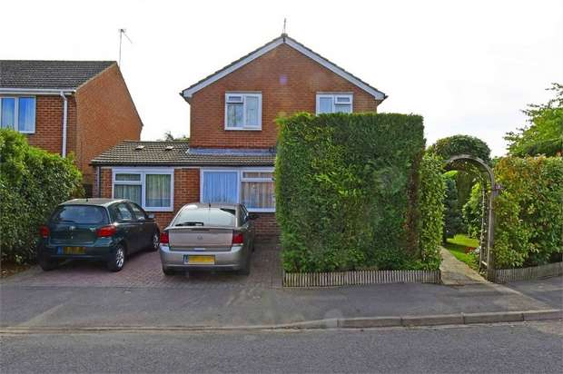 5 Bedrooms Detached House for sale in Hurst Park Road, Twyford, Reading, Berkshire