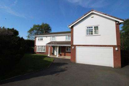 6 Bedrooms Detached House for sale in Milverton Drive, Bramhall, Stockport, Greater Manchester