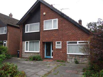 4 Bedrooms Detached House for sale in Burton Close, Culcheth, Warrington, Cheshire