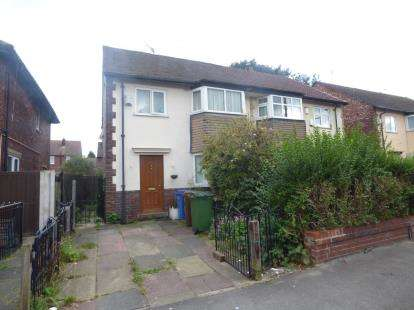 3 Bedrooms Semi Detached House for sale in Shelley Road, Reddish, Stockport, Cheshire