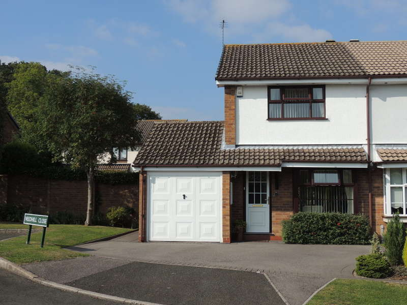 2 Bedrooms Semi Detached House for sale in Needhill Close, Knowle, Solihull