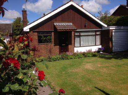 3 Bedrooms Bungalow for sale in Scotts Wood, Fulwood, Preston, Lancashire, PR2