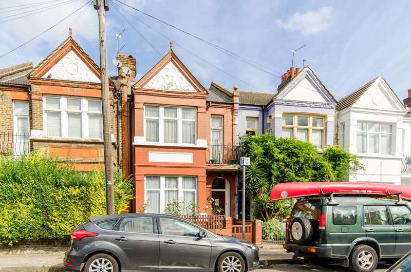 4 Bedrooms House for sale in Clifford Gardens, Kensal Rise, NW10
