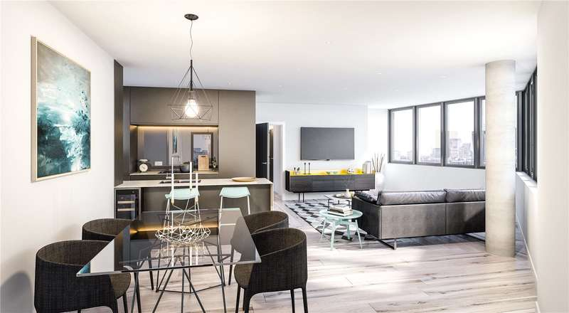 2 Bedrooms Flat for sale in Hoxton Nine, 99 East Road, N1