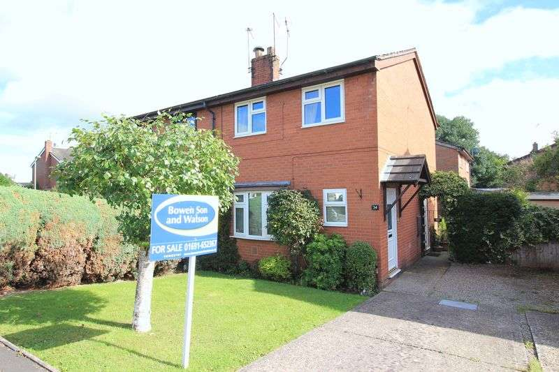 3 Bedrooms Semi Detached House for sale in Cherry Tree Drive, St Martins