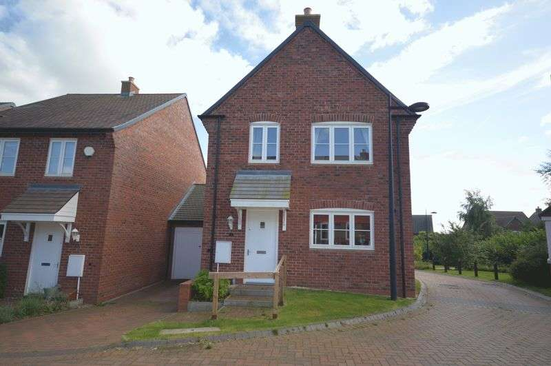 3 Bedrooms Detached House for sale in Little Green Avenue, Telford
