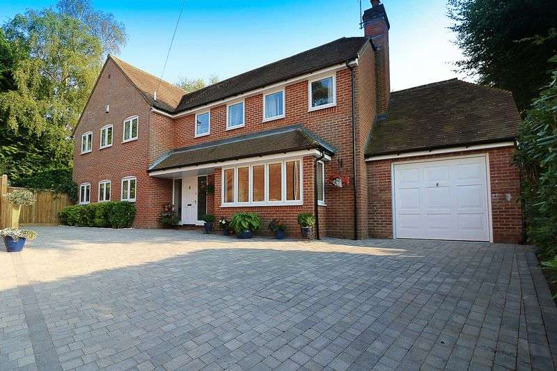 5 Bedrooms Detached House for sale in Ferndale, Tunbridge Wells