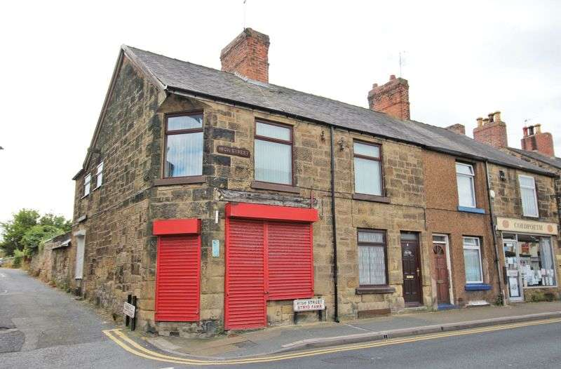 4 Bedrooms Commercial Property for sale in High Street, Wrexham