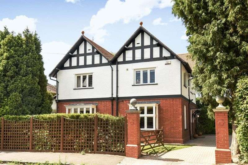 5 Bedrooms Detached House for sale in Rayleigh Road, Stoke Bishop