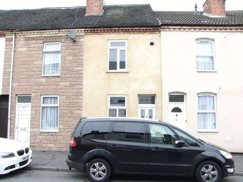 3 Bedrooms Terraced House for sale in Stafford Street, Burton