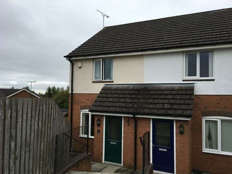 2 Bedrooms House for sale in Vron Close, Wrexham