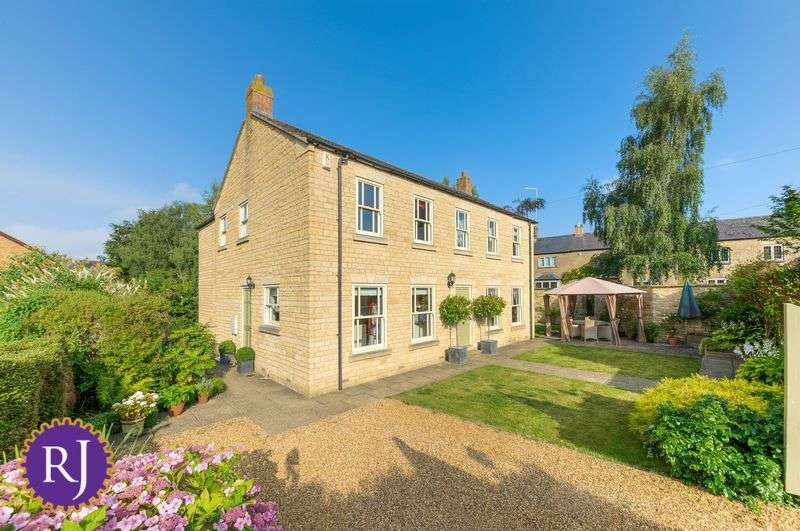 5 Bedrooms Detached House for sale in Roade, Northamptonshire