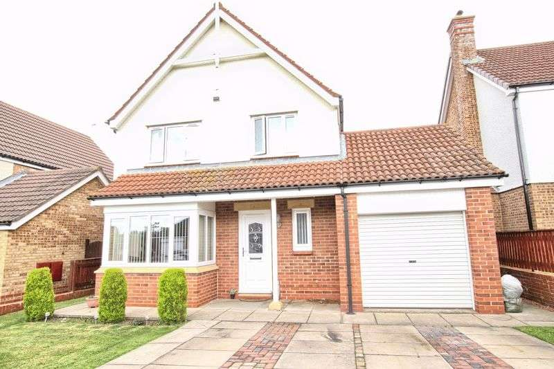 3 Bedrooms Detached House for sale in Hawkridge Close, Ingleby Barwick
