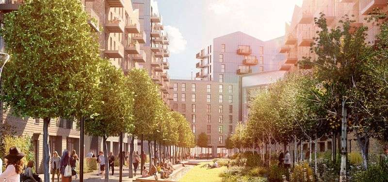 2 Bedrooms Flat for sale in Cedarwood Mansions, Timberyard, London
