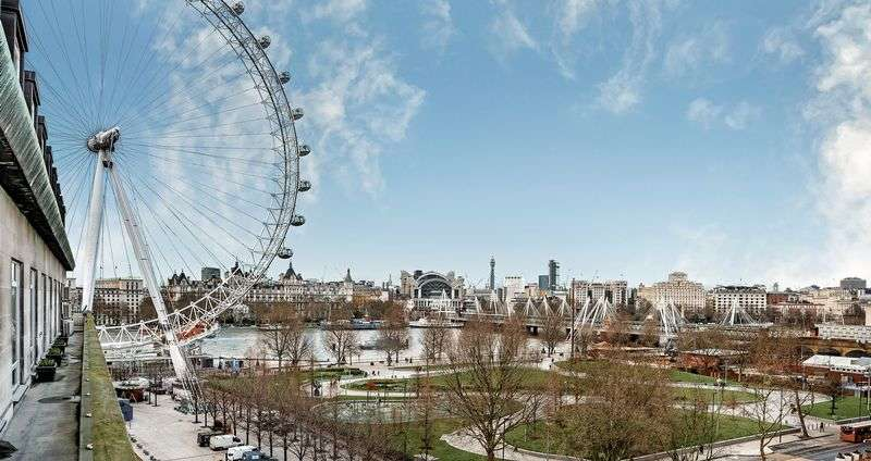 3 Bedrooms Flat for sale in County Hall, South Bank