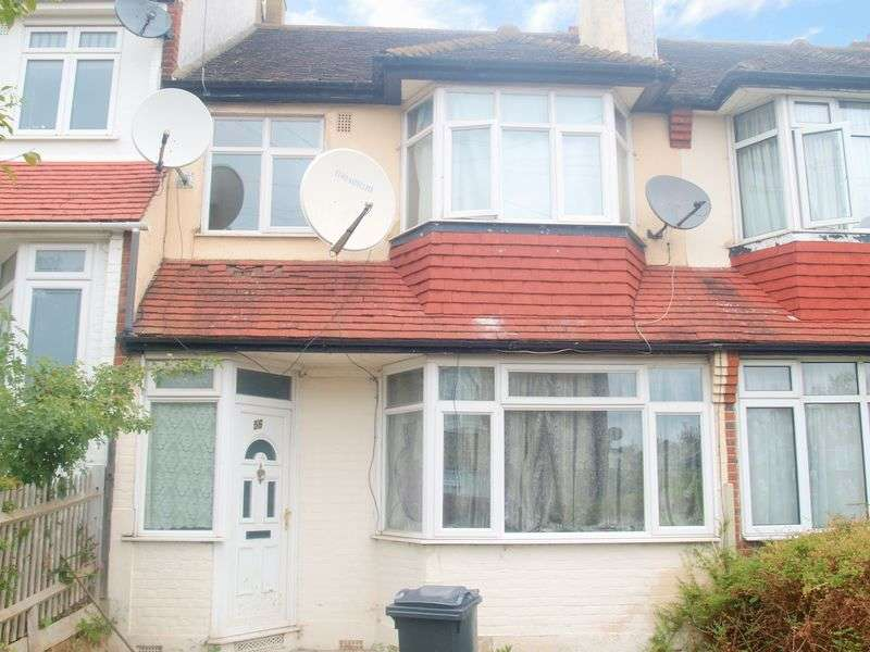 3 Bedrooms Terraced House for sale in Lansdowne Hill, South Norwood, London, SE27