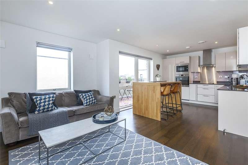 2 Bedrooms Flat for sale in Parker Building, Freda Street, London, SE16