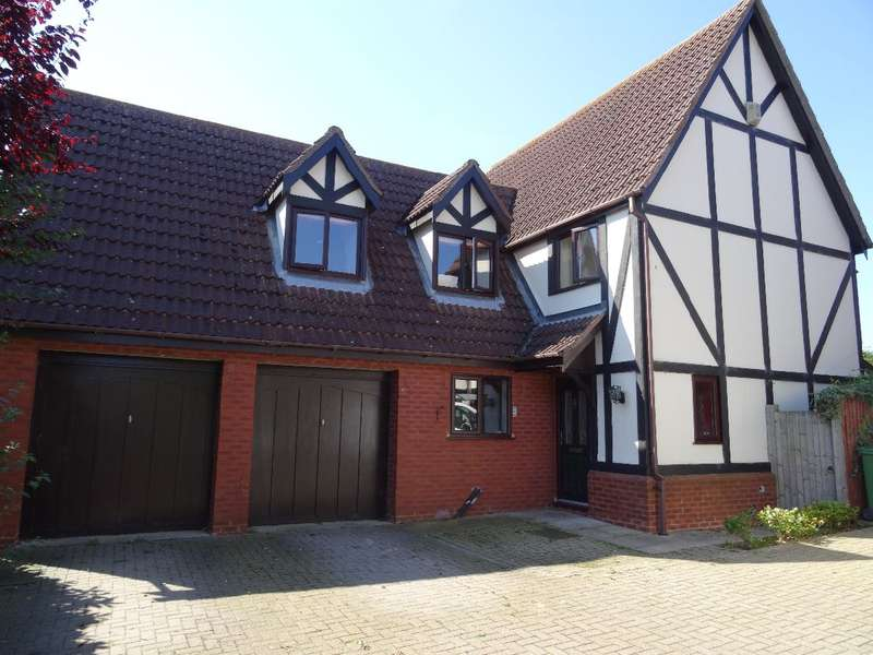 4 Bedrooms Detached House for sale in THE PYGHTLE, OLNEY