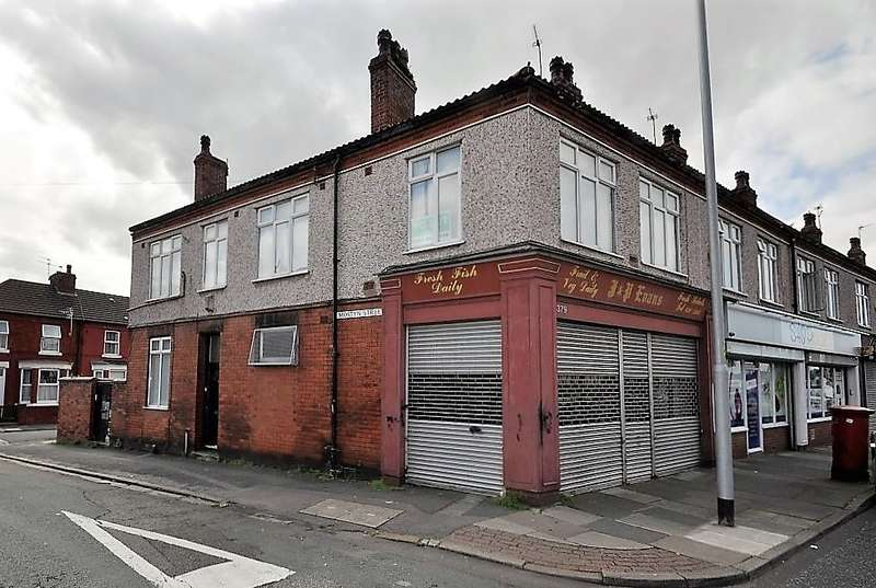 Commercial Property for sale in Poulton Road, Wallasey