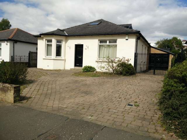 5 Bedrooms Bungalow for sale in Glasgow Road, Kilmarnock, East Ayrshire, KA3 1TX
