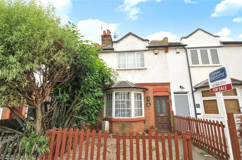 2 Bedrooms Terraced House for sale in Pinner Green, Pinner, Middlesex, HA5