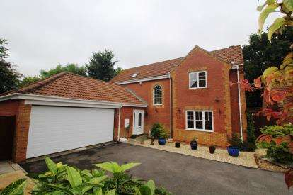 4 Bedrooms Detached House for sale in Ford Lane, Emersons Green, Near Bristol, South Gloucestershire