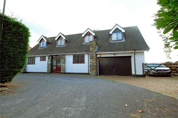 4 Bedrooms Detached House for sale in Broad Lane South, Wolverhampton, West Midlands