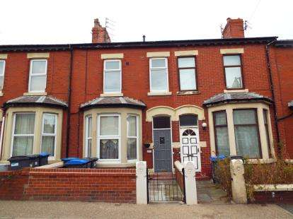 3 Bedrooms Terraced House for sale in Cambridge Road, Blackpool, Lancashire, FY1