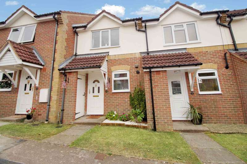 2 Bedrooms Terraced House for sale in Slippers Hill, Hemel Hempstead