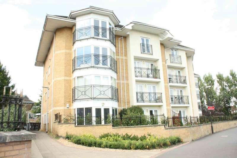 2 Bedrooms Flat for sale in Thames Court, Norman Place