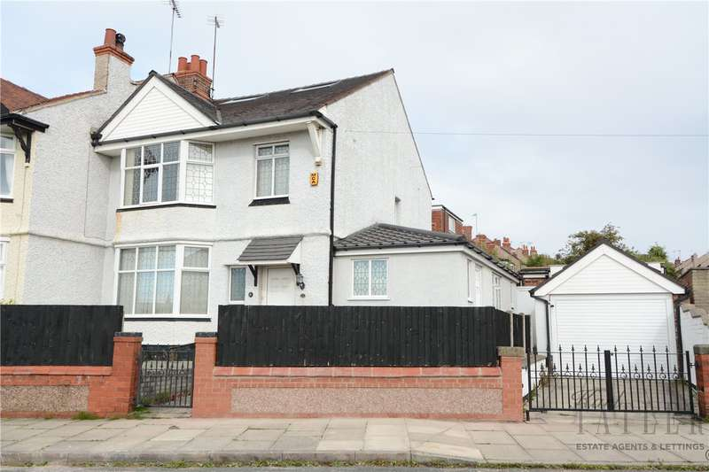 4 Bedrooms Semi Detached House for sale in St Georges Road, Wallasey, Wirral