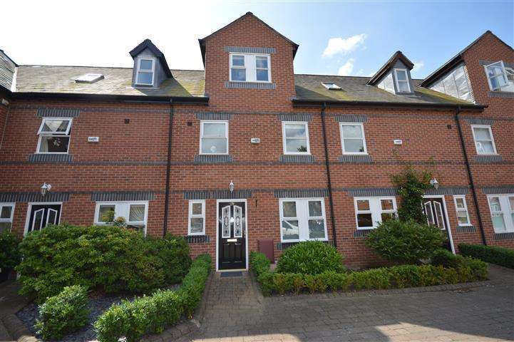 3 Bedrooms Terraced House for sale in Ye Priory Court, Allerton, Liverpool, L25