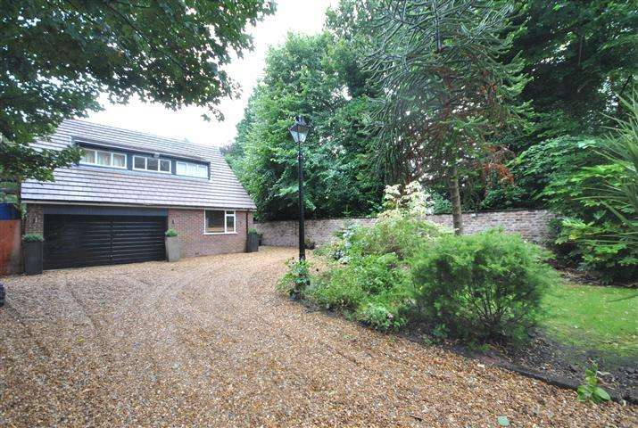 6 Bedrooms Detached House for sale in Fulwood Park, Aigburth, Liverpool, L17