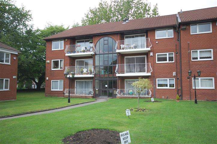 2 Bedrooms Apartment Flat for sale in Menlove Mansions, Calderstones, Liverpool, L18