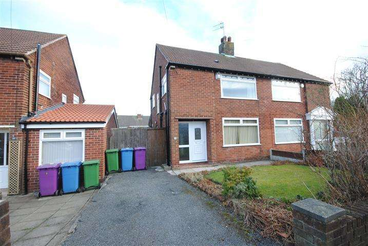 3 Bedrooms Semi Detached House for sale in Millcroft Road, Woolton, Liverpool, L25