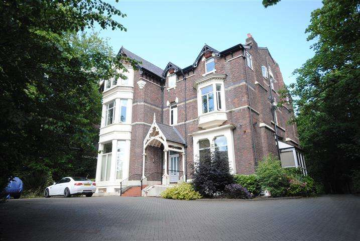 2 Bedrooms Apartment Flat for sale in Alexandra Drive, Aigburth, Liverpool, L17