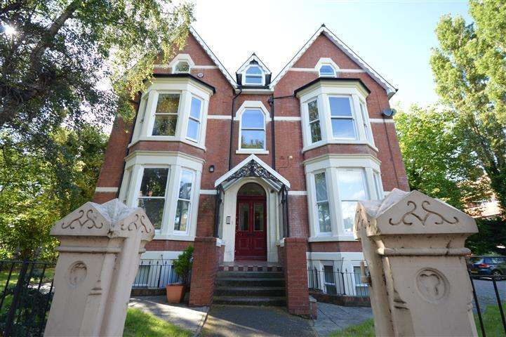 2 Bedrooms Apartment Flat for sale in Ivanhoe Road, Aigburth, Liverpool, L17