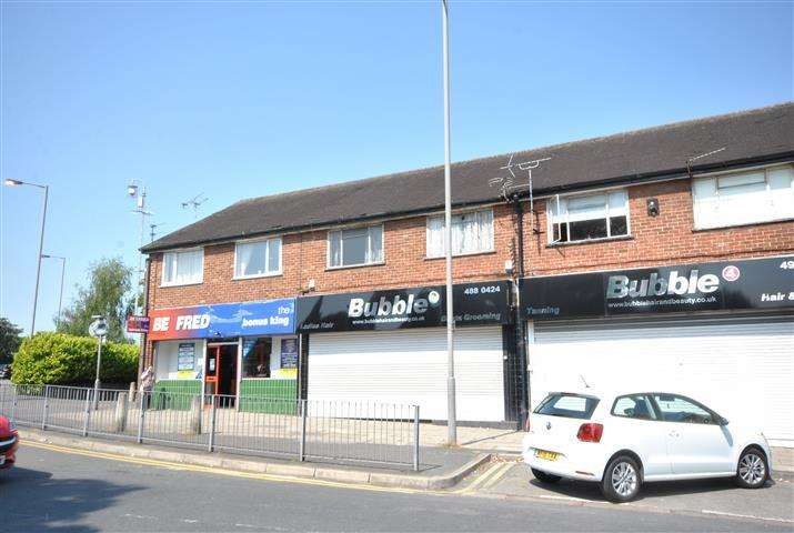 2 Bedrooms Apartment Flat for sale in Belle Vale Road, Gateacre, Liverpool, L25