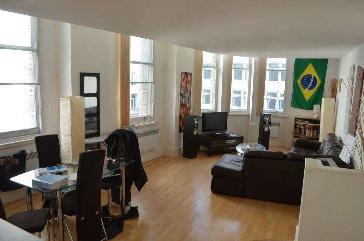 2 Bedrooms Apartment Flat for sale in Tower Building 22 Water Street, Liverpool, L3