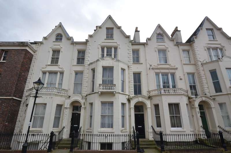 2 Bedrooms Apartment Flat for sale in Huskisson Street, Liverpool, Merseyside, L8