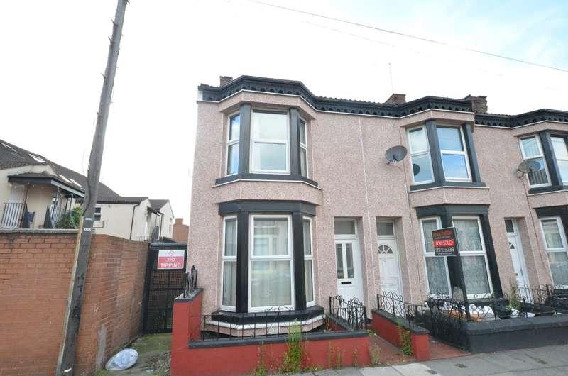 2 Bedrooms Terraced House for sale in Scott Street, Bootle, Merseyside, L20