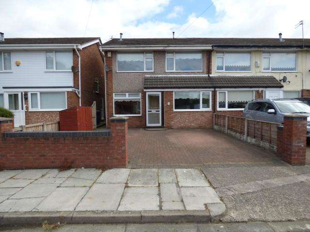 3 Bedrooms House for sale in Robert Grove, Liverpool, L12