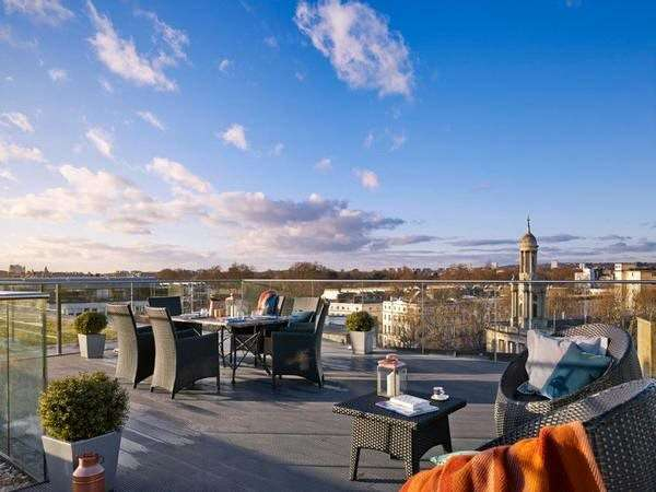 3 Bedrooms Apartment Flat for sale in Bolsover Street, London, W1W